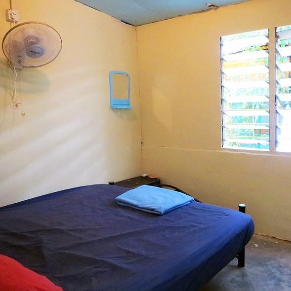 Twin Bedroom at Yellow House