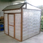 Building with Plastic Bottles